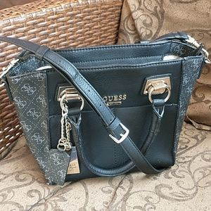 GUESS Large Crossbody Tote